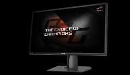 ASUS anuncia su monitor Gamer ROG Swift PG248Q de 180 Hz