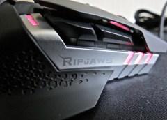 Análisis Gaming Mouse G.Skill Ripjaws MX780 RGB Láser