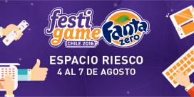 FESTIGAME 2016: Movistar te invita a elegir los mejores juegos del año