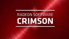 Nuevos Radeon Crimson Edition 16.10.2
