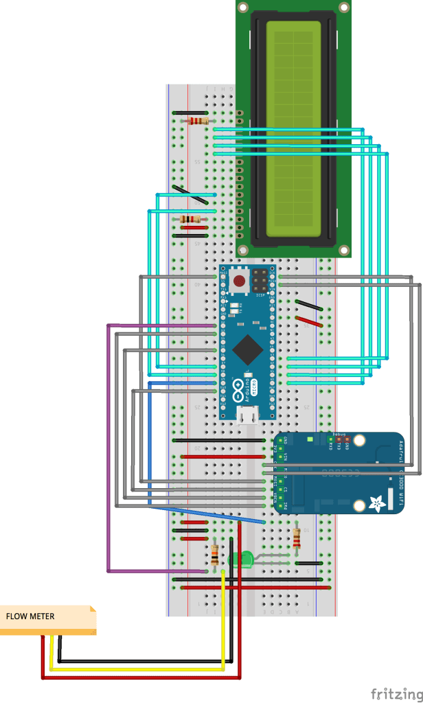 Well Tap Schematic - micro_bb