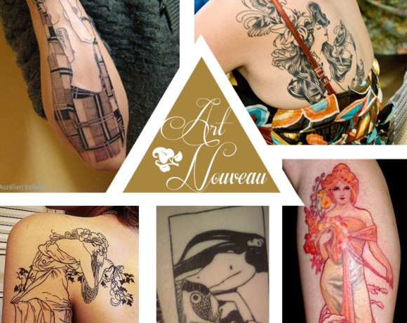 tattoo-idea-artnouveau-byglam