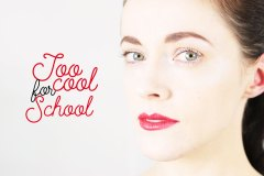 blog beaute too cool for school