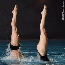 Photo prise lors de leur entrainement pour les championnats de monde de Kazan!