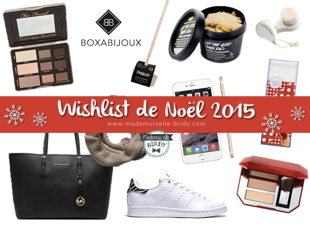 Wishlist Noël 2015 ☆ 12 idées cadeaux qui me font rêver girl allbudgets