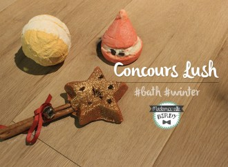 Concours Lush blog 2016