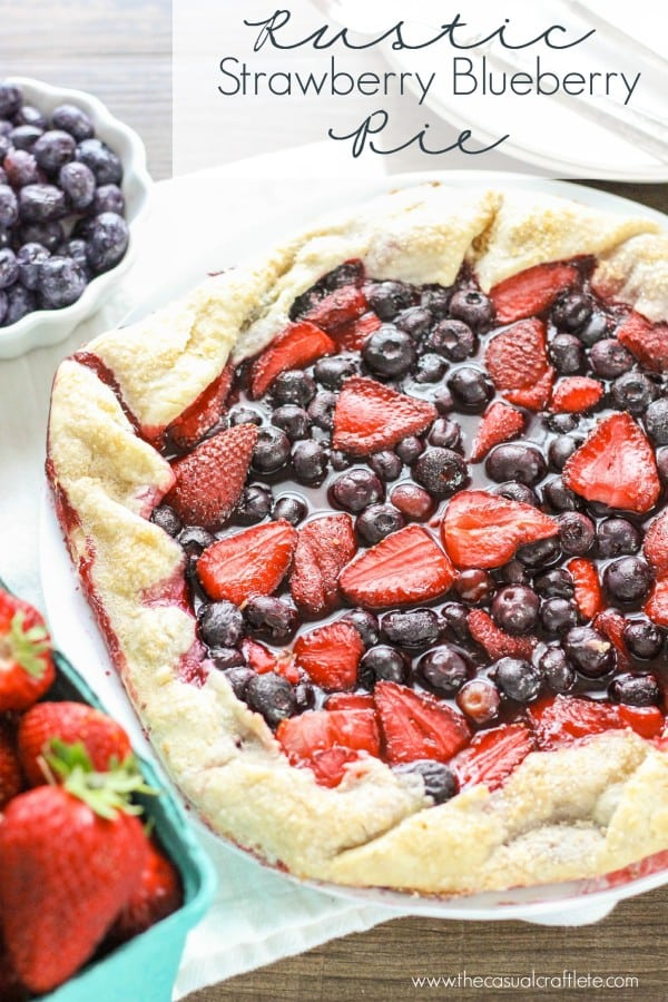 Rustic-Strawberry-Blueberry-Pie-easy-to-make-tart-with-fresh-berries.-Perfect-for-the-Fourth-Of-July-e1431625700520