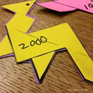 Chinese - New Year Tangrams - My Craftily Ever After