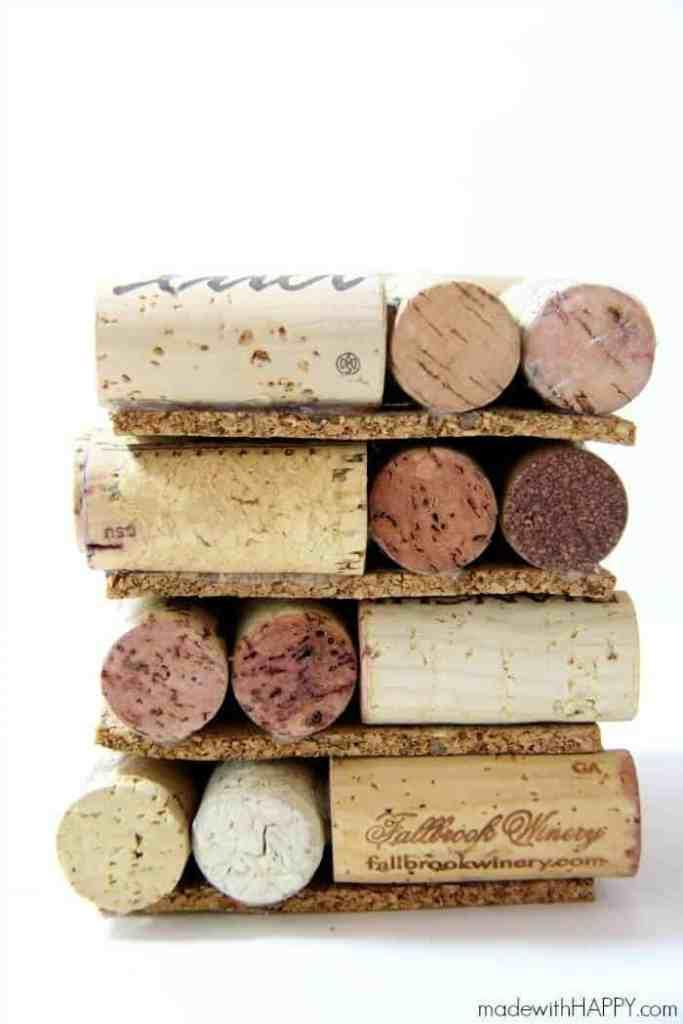wine-cork-coasters