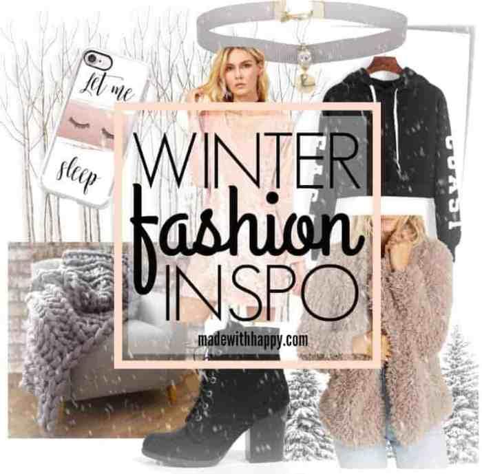 Winter Fashion Inspo 2016-17
