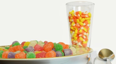 fed up with sugar meals