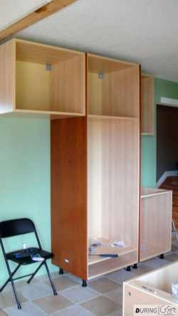 Sunshiny Custom Doors Ikea Base Cabinets Uk Diy Kitchen Renovation Is Coming Today We Go Through Process Installing Ikea Base Cabinets Madness Method Ikea Base Cabinets