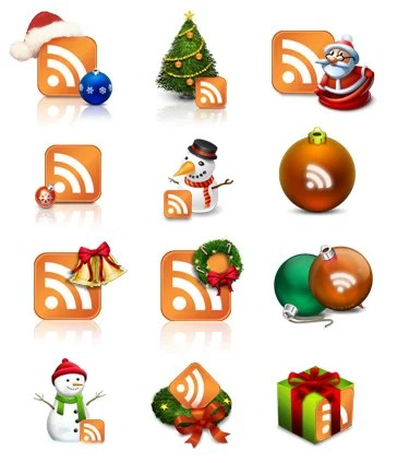 Have yourself a merry little Christmas RSS Icon