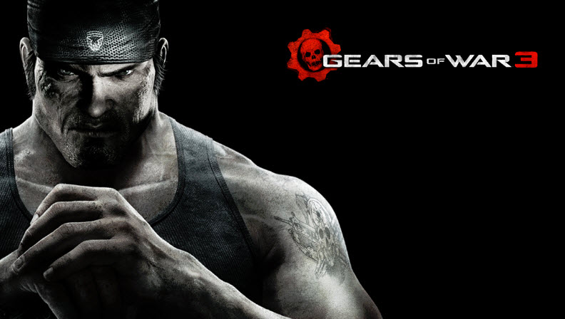 Gears of War 3 Beta Launch Date and Time