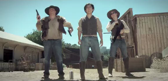 Cowboys & Freddie Wong (with Jon Favreau)