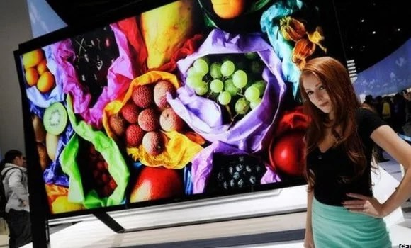 The Future of TV Unveiled at CES 2013