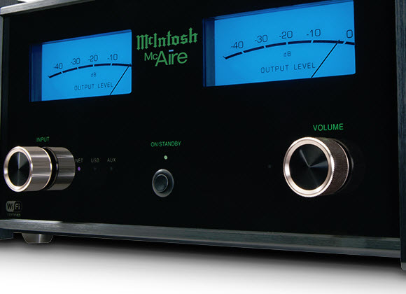 McIntosh McAire – AirPlay-enabled Personal Music System