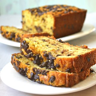 Chocolate Chip Cookie Bread