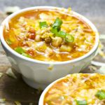 Cabbage, Black Eyed Pea and Cabbage Soup, PERFECT for new years! www.maebells.com