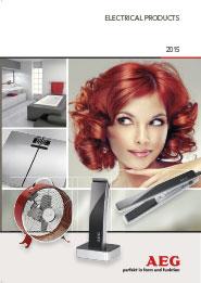 Catálogo Pequeño Electrodoméstico AEG 2015