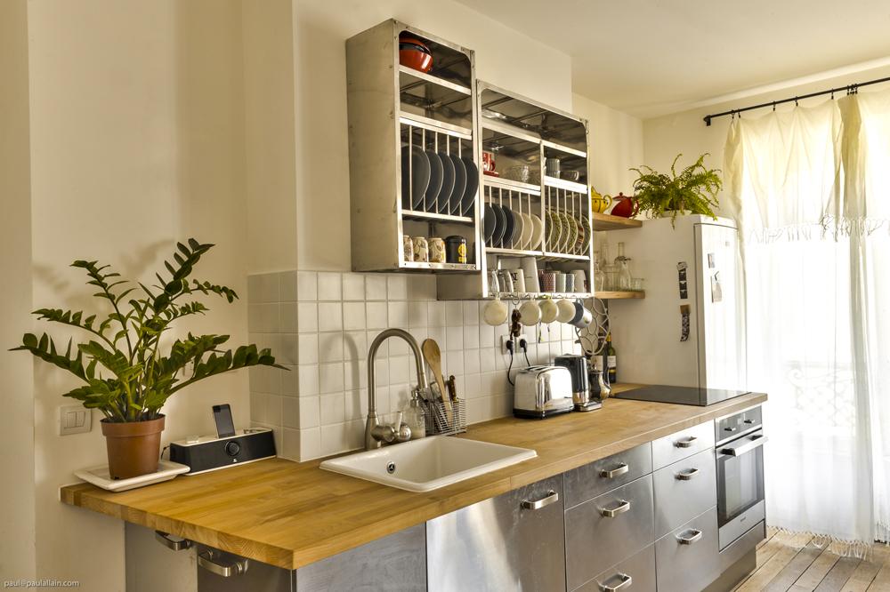 des cuisines de charme et de lumi re ma ma architectes. Black Bedroom Furniture Sets. Home Design Ideas