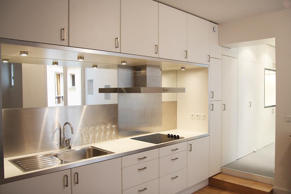 Miroir appartement paris platon - Rangement appartement ...