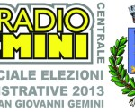 ELEZIONI RADIO GEMINI