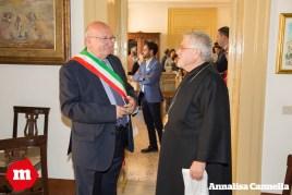 Visita Vescovo Palazzo Adriano-5