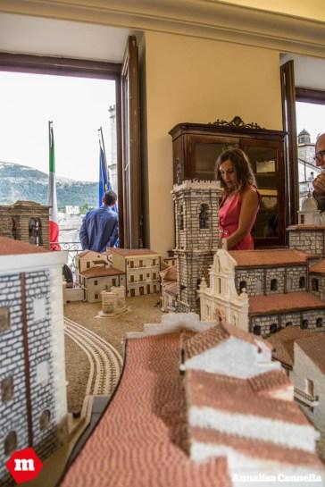 Visita Vescovo Palazzo Adriano-6