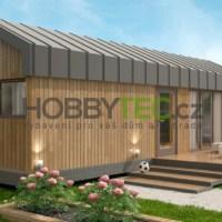 Nechte si postavit celoroční mobilní dům