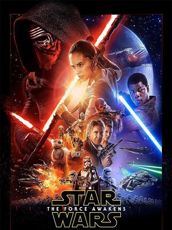 Mejor Sonido: Star Wars: El despertar de la fuerza