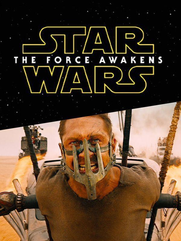 Mejor Edición de Sonido: EMPATE: Star Wars VII: El despertar de la fuerza y Mad Max: Furia en la carretera