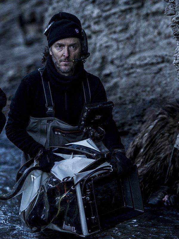 Mejor Fotografía: Emmanuel Lubezki (El renacido)