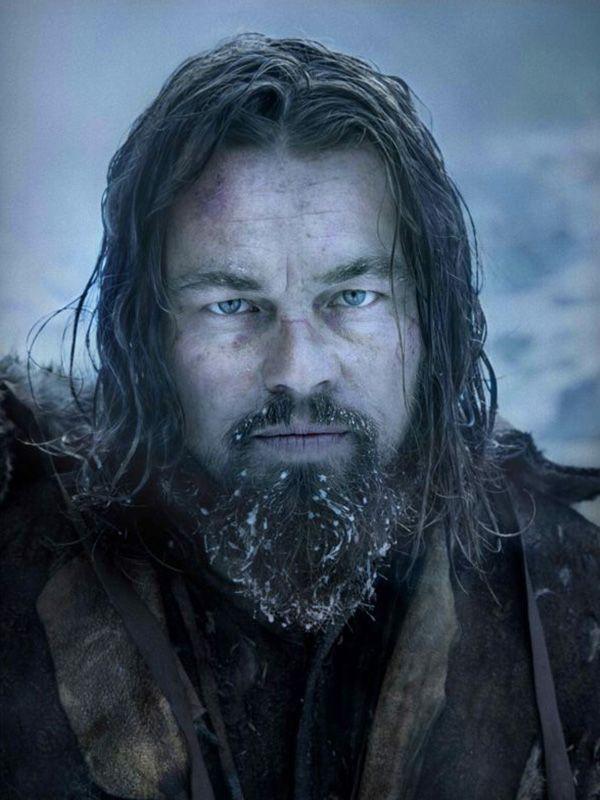 Actor Protagonista: Leonardo DiCaprio (El renacido)