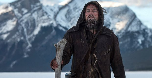Magazinema El renacido (The Revenant) 1