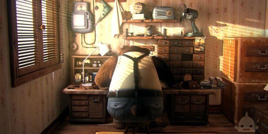 bear story - MagaZinema