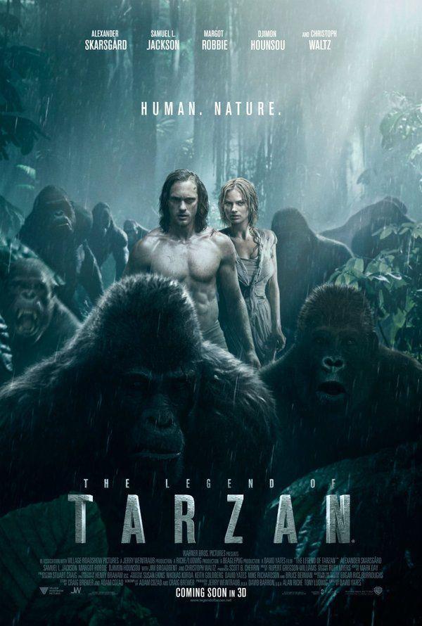 Tarzan - MagaZinema