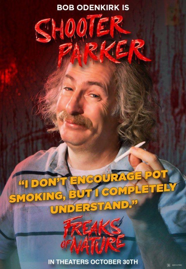 Bob Odenkirk   Shooter Parker