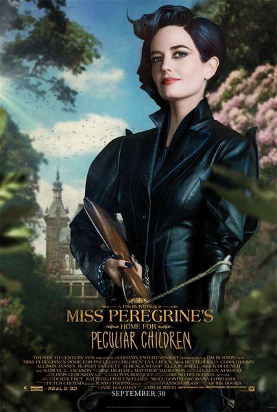 Eva Green | Miss Perengrine - ©20th Century Fox