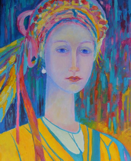 kopia obrazu olejnego na zamówienie Magdalena Walulik obraz olejny na płótnie_wymiary 30 x 40 cm