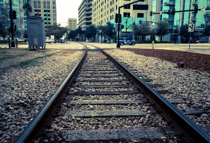 Polk Street Tracks
