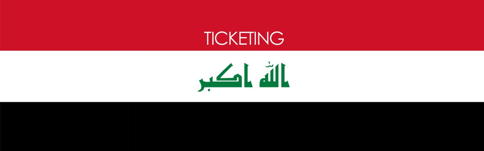 ticketing-irak