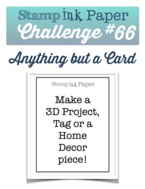 Stamp Ink Paper Challenge
