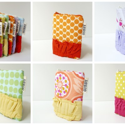 {shop update #3: zipped pouches}