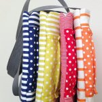 {Stripes and polka dots, oh my! Plus a discount code…}