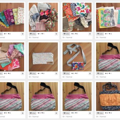 Instagram sale: Gussy Sews, Caroline-made & more!