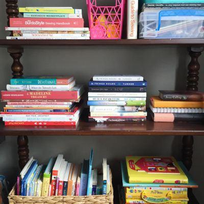 What's new on my bookshelf.