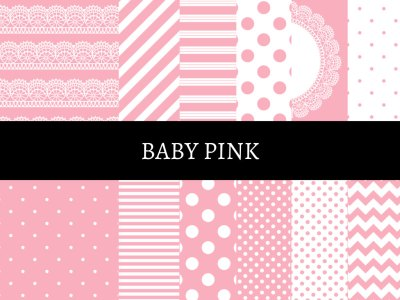 Baby Pink  Digital Paper, Light Pink Digital Paper, Instant download, digital paper, Pink Background, Baby Pink Background, Baby Girl
