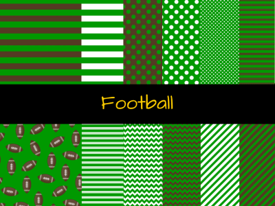 Football Digital Papers