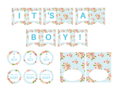 boy-blue-shabby-chic-baby-shower